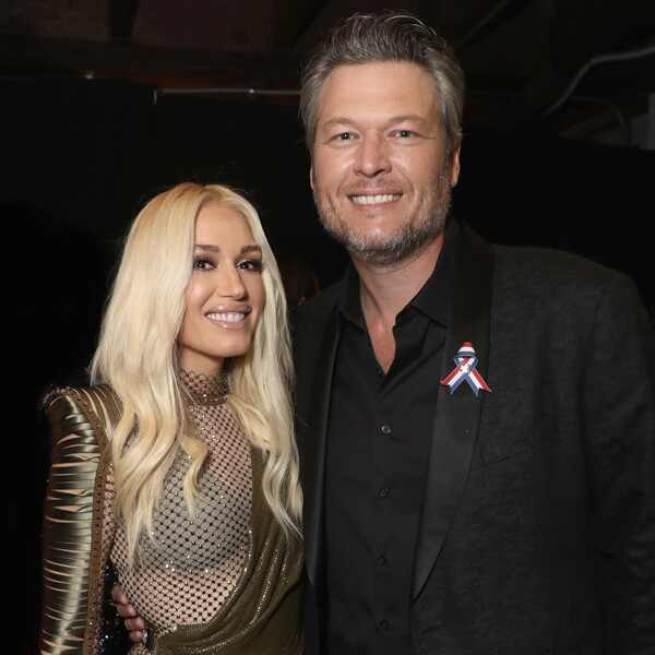 Gwen Stefani, Blake Shelton, 2018 Peoples Choice Awards, PCAs, Candids