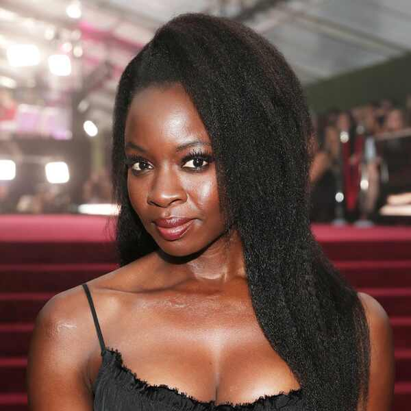 ESC: Danai Gurira, 2018 E! People's Choice Awards, Beauty