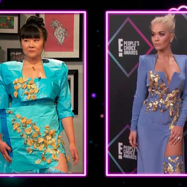 Busy Tonight, Peoples Choice Awards, PCAs, Jenny Yang, Rita Ora