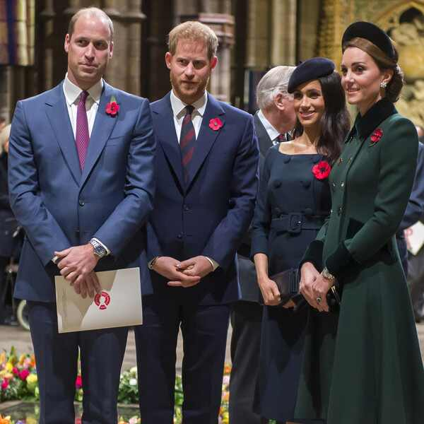 Principe William, Principe Harry, Meghan Markle, Kate Middleton