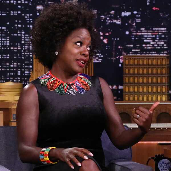 Viola Davis, The Tonight Show