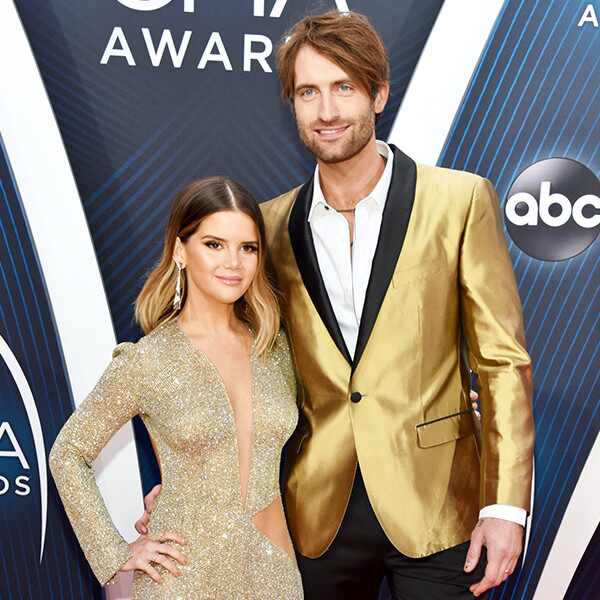 Maren Morris, Ryan Hurd, 2018 CMA Awards, Couples