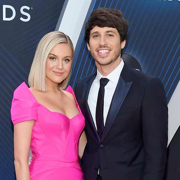 Kelsea Ballerini, Morgan Evans, 2018 CMA Awards, Couples