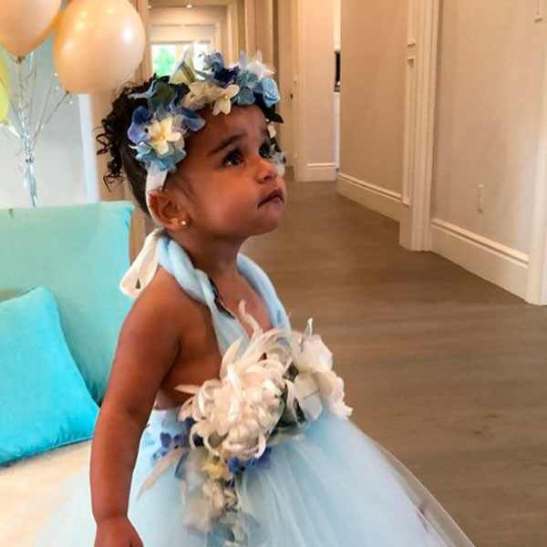 Dream Kardashian, Birthday Party