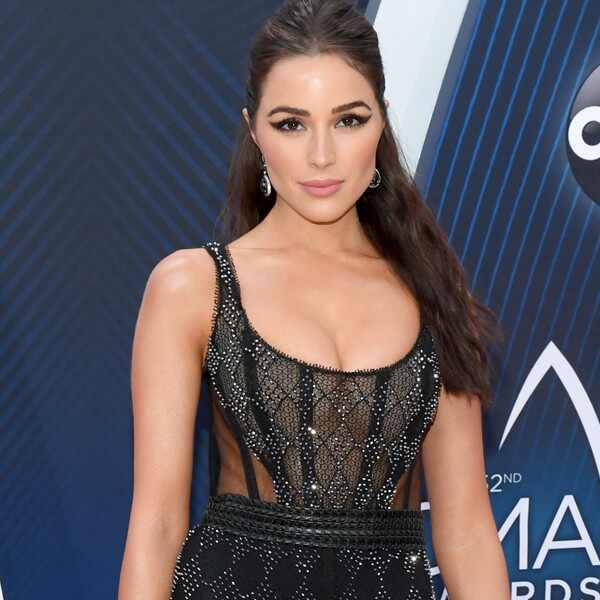 Olivia Culpo, 2018 CMA Awards