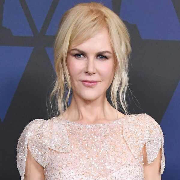 Nicole Kidman, 2019 Governor's Awards
