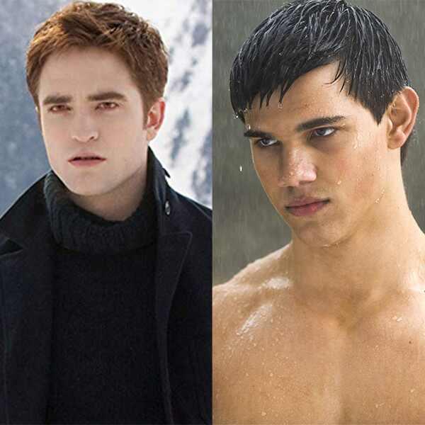 Twilight, Robert Pattinson, Taylor Lautner
