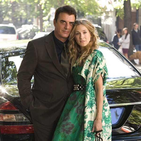 Sex and the City, Chris Noth, Sarah Jessica Parker