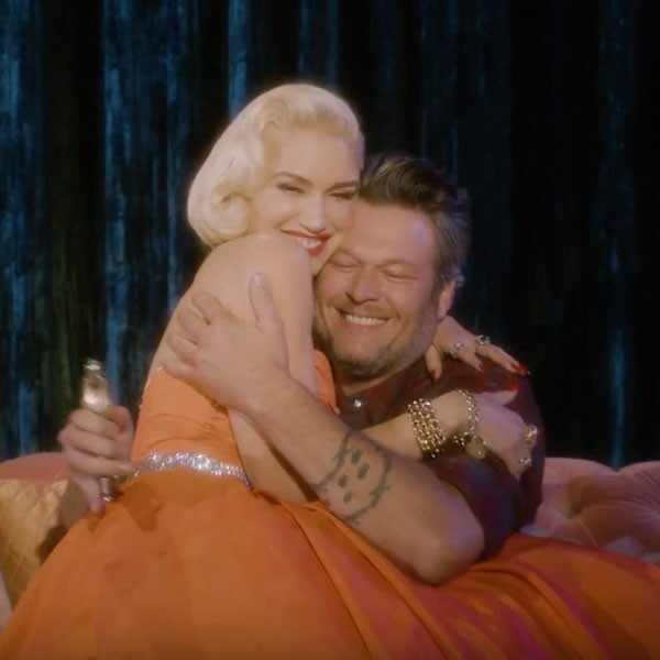 Gwen Stefani, Blake Shelton, You Make It Feel Like Christmas, Music Video