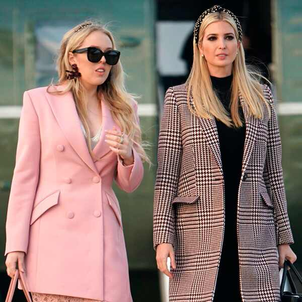 Tiffany Trump, Ivanka Trump