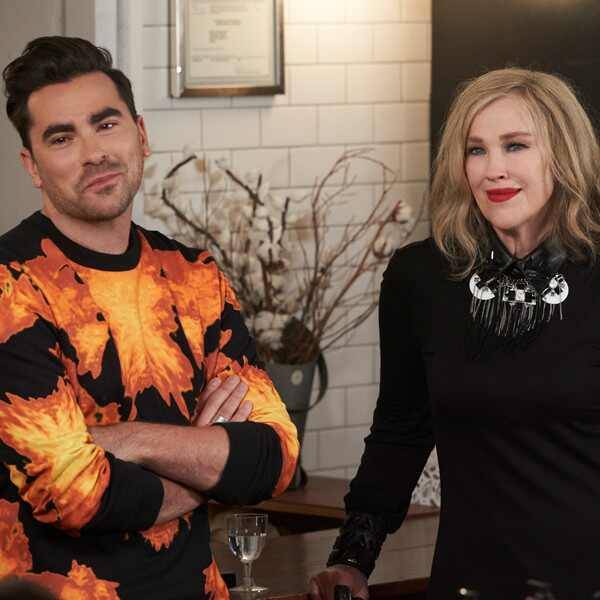 Schitt's Creek, Catherine O'Hara, Dan Levy