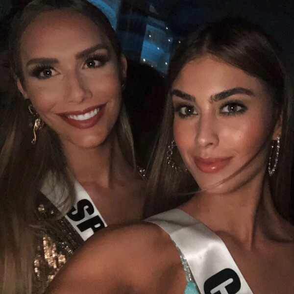 Miss España, Miss Colombia