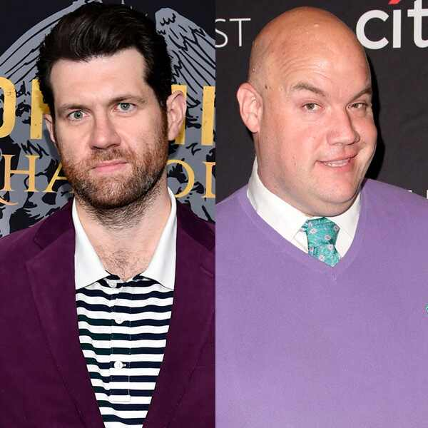 Billy Eichner, Guy Branum