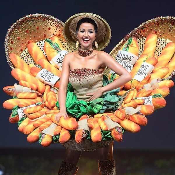 Miss Vietnam, Miss Universo