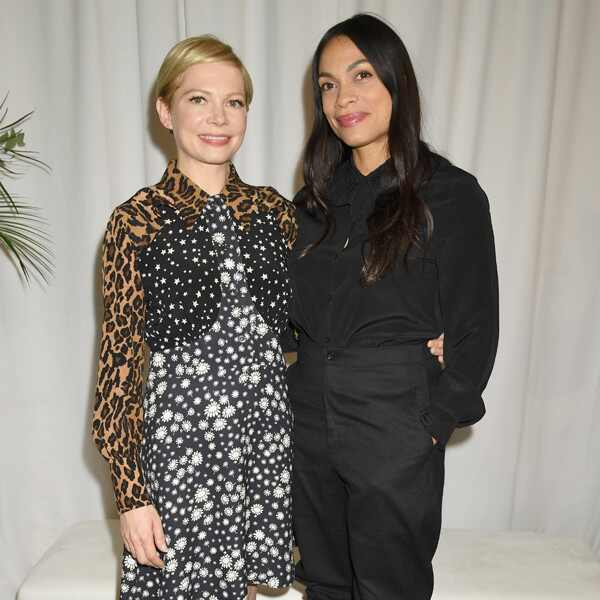 Michelle Williams, Rosario Dawson