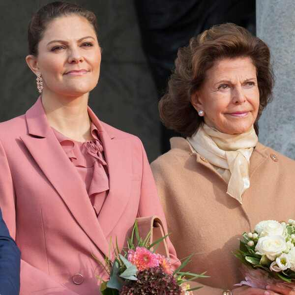 Princess Victoria, Queen Silvia
