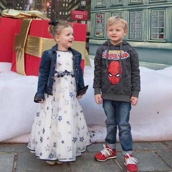 Princess Charlene, Princess Charlene Twins, Prince Jacques, Princess Gabriella