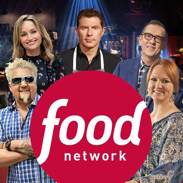 Secrets of the Food Network, Bobby Flay, Giada De Laurentiis, Ted Allen, Guy Fieri, and Ree Drummond