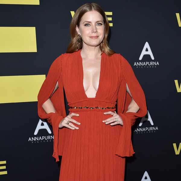 Amy Adams, Vice Premiere