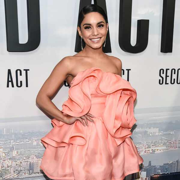 Vanessa Hudgens, Second Act Premiere