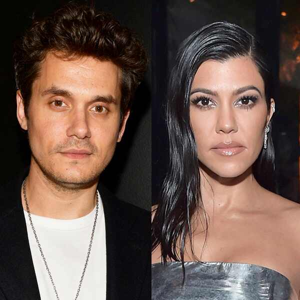 John Mayer, Kourtney Kardashian