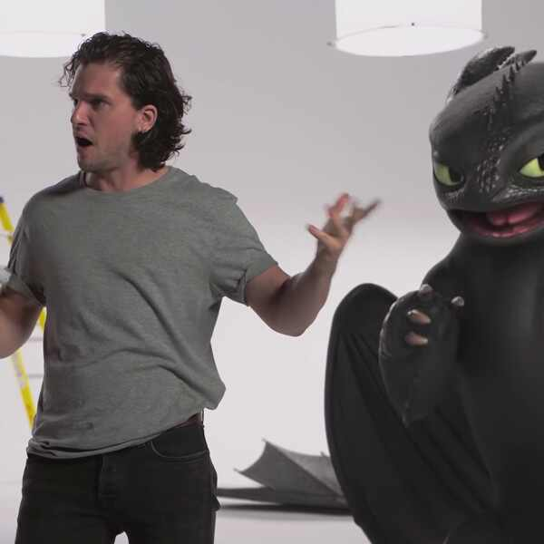 Kit Harington, How to Train Your Dragon