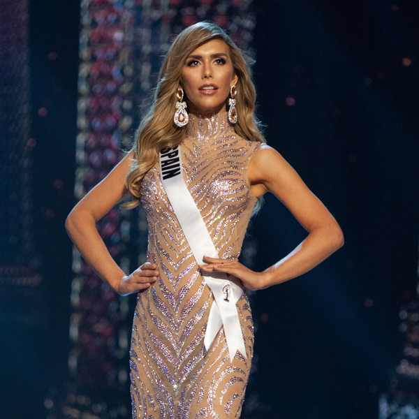 Miss España, Angela Ponce, Miss Universe