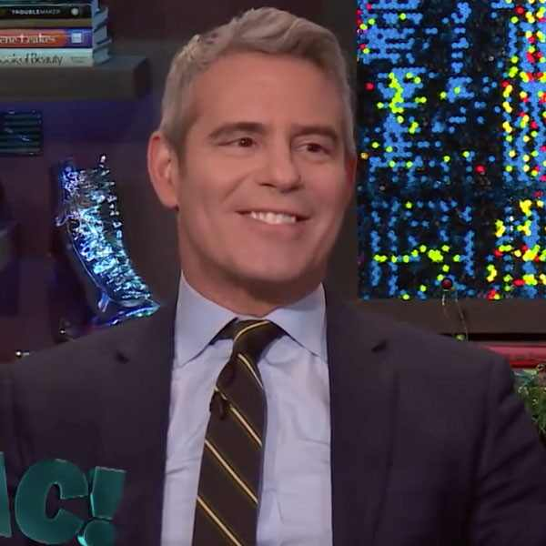 Andy Cohen, Anderson Cooper, Watch What Happens Live