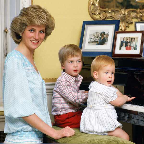 Principe William, Principe Harry
