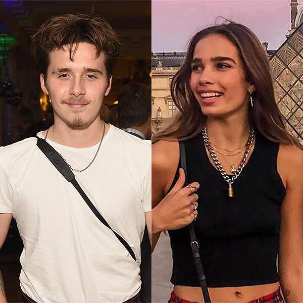Brooklyn Beckham, Hana Cross