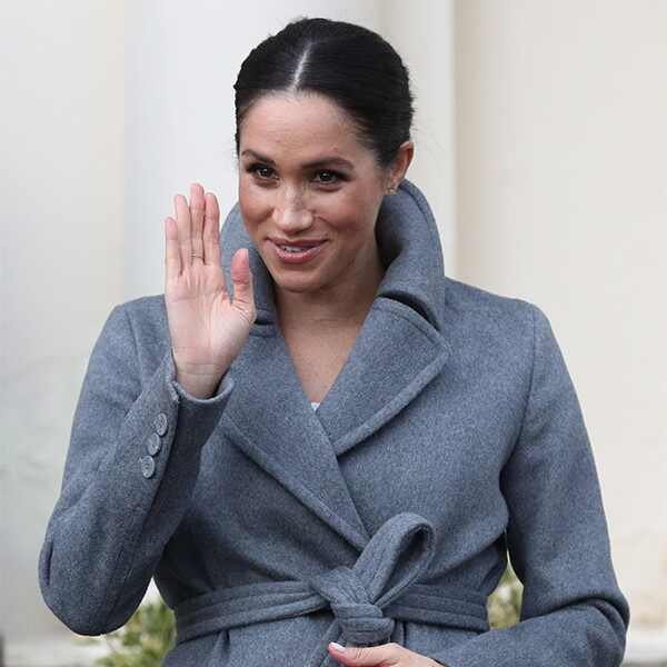 Meghan Markle, Brinsworth House Visit