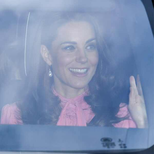 Kate Middleton, Royal Christmas Lunch