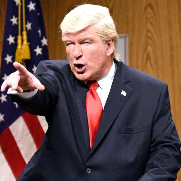 Alec Baldwin, SNL, Stars Playing President
