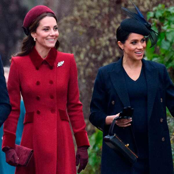 Kate Middleton, Meghan Markle, Christmas