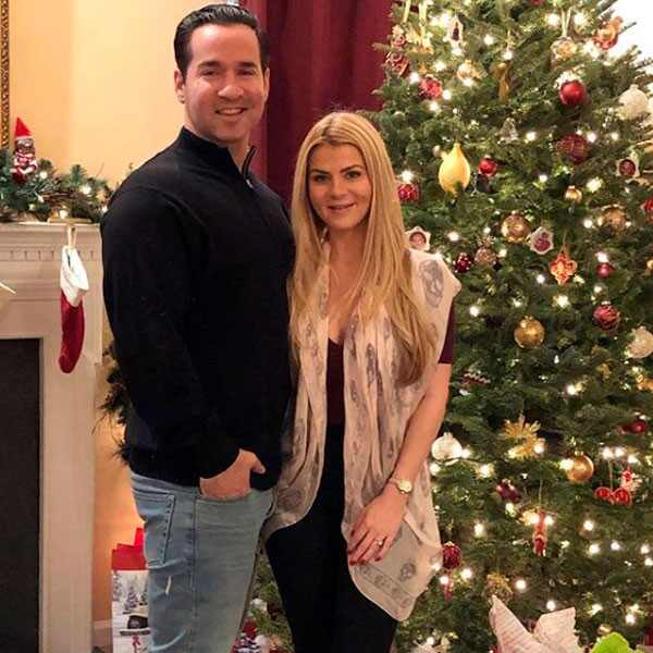 Mike Sorrentino, Lauren Sorrentino