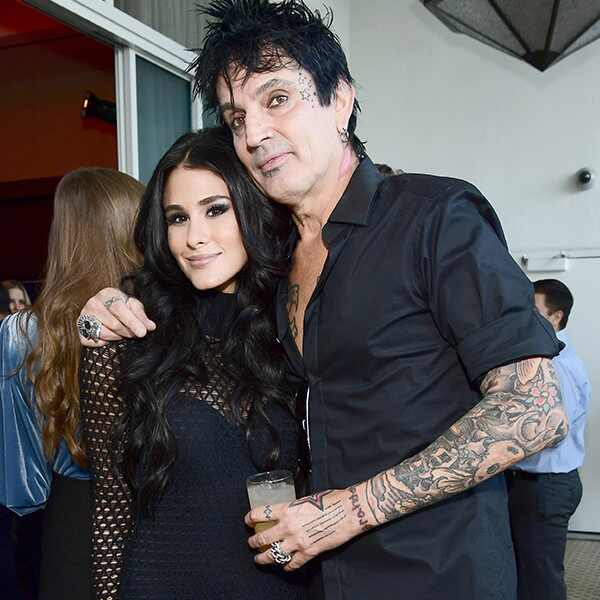 Tommy Lee, Brittany Furlan