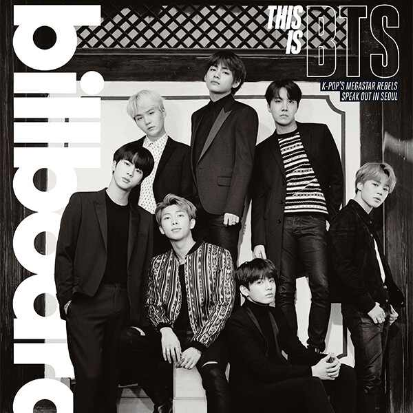 BTS, Billboard Magazine