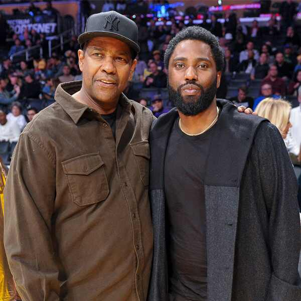 Denzel Washington, John David Washington