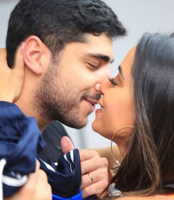 Marido de Anitta revela que cantora é a fogosa e ciumenta da relação