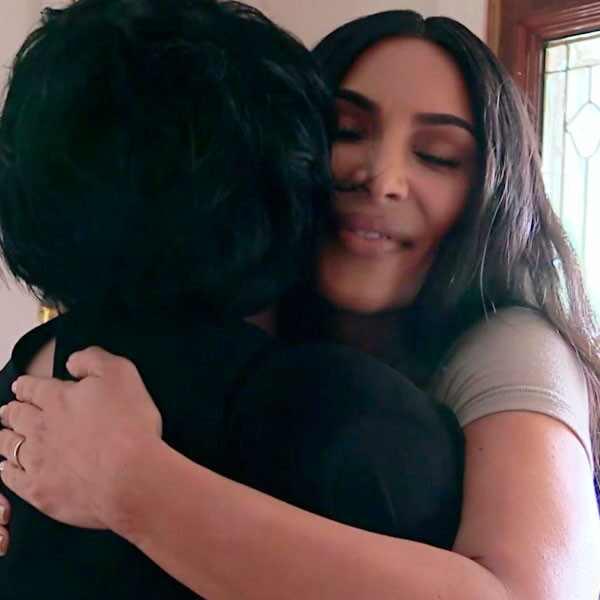 Kim Kardashian, KUWTK 1516
