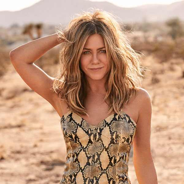 Jennifer Aniston, Elle, January 2019