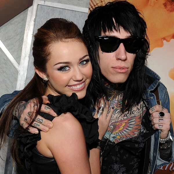 Miley Cyrus, Trace Cyrus