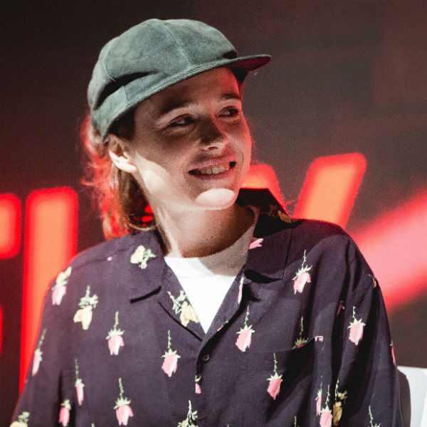 Ellen Page, CCXP 2018