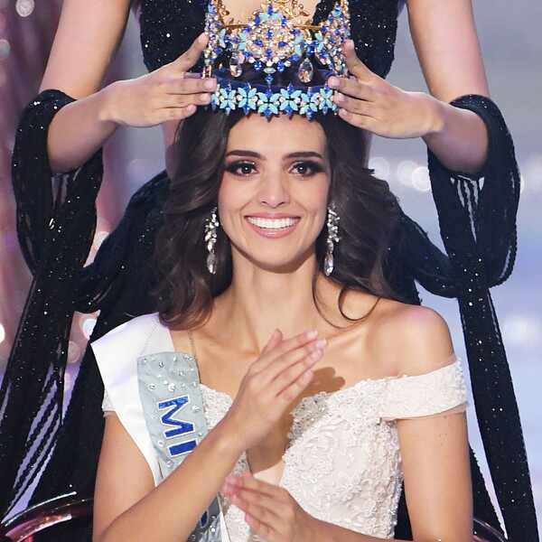 Miss Mexico Vanessa Ponce de Leon, Miss World 2018 Winner