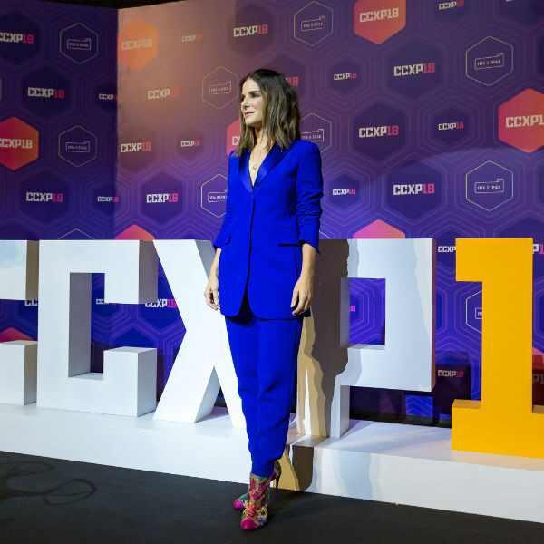 Sandra Bullock, CCXP 2018
