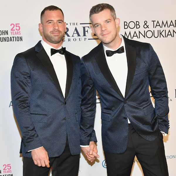 Russell Tovey, Steve Brockman