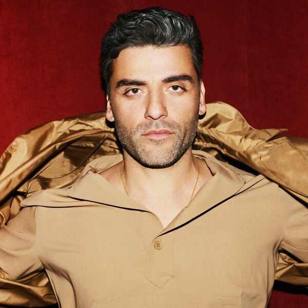 Oscar Isaac, GQ Style