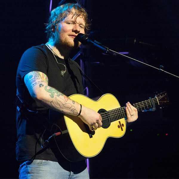 Ed Sheeran, Wedding Band