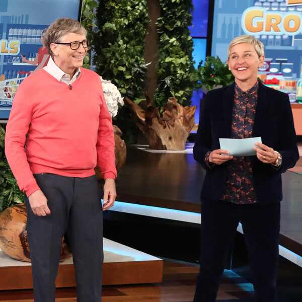 Bill Gates, The Ellen DeGeneres Show