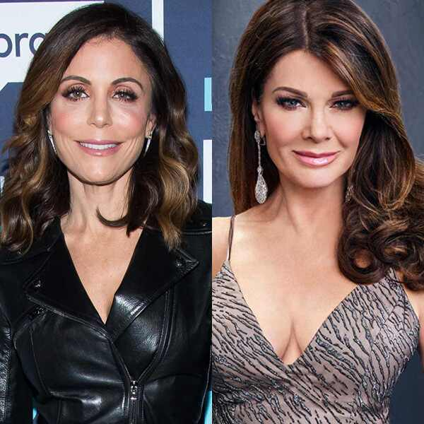 Bethenny Frankel, Lisa Vanderpump